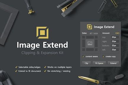 Image Extend - Набор для обрезки и расширения