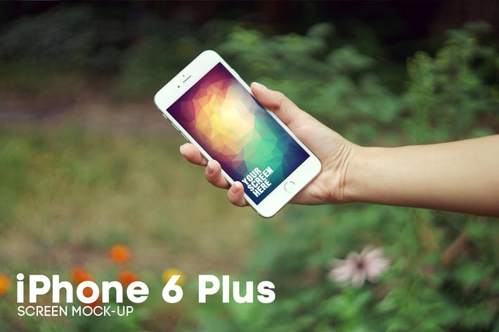 Thumbnail for iPhone 6 Plus Mockup