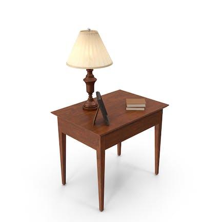 Escritorio Clásica de la sala de estar