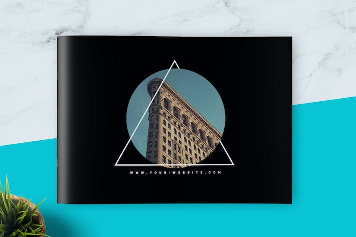 Thumbnail for Black Triangle Brochure