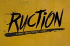 Ruction Typeface