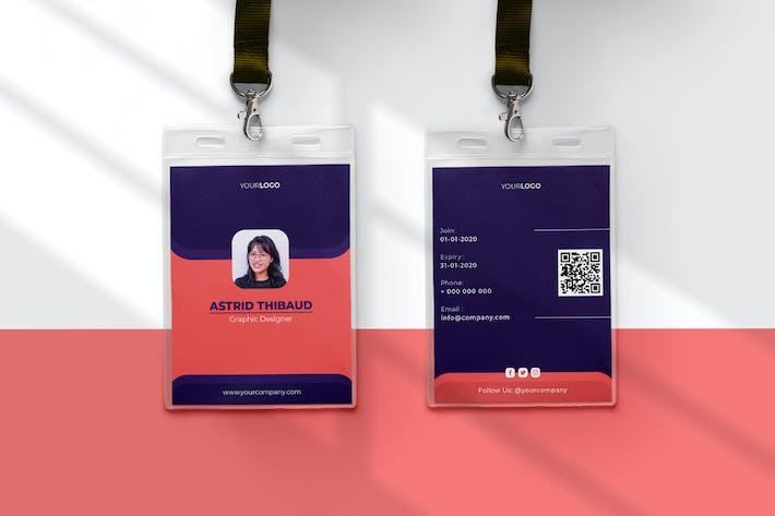 Thumbnail for ID Card Vol. 23