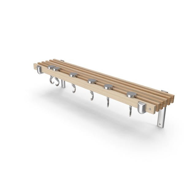 Cover Image for Kitchen Pan Rack