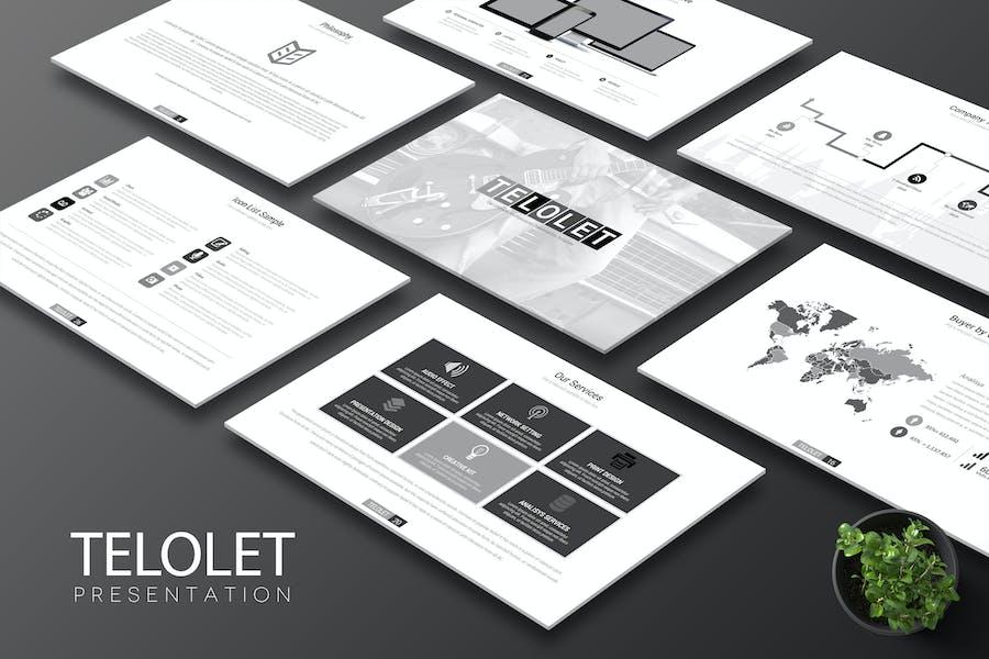 Telolet Powerpoint