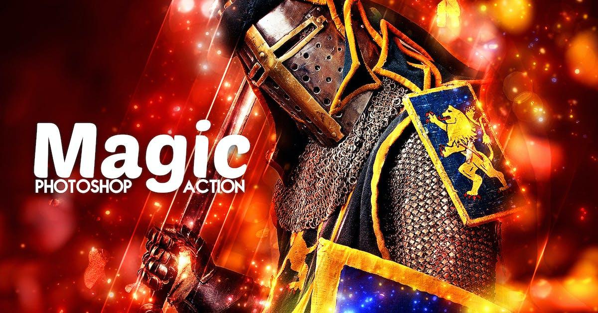 Download Magic Photoshop Action by ClauGabriel