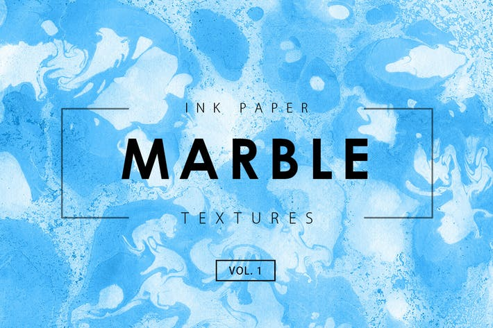 Thumbnail for Marble Ink Textures 1