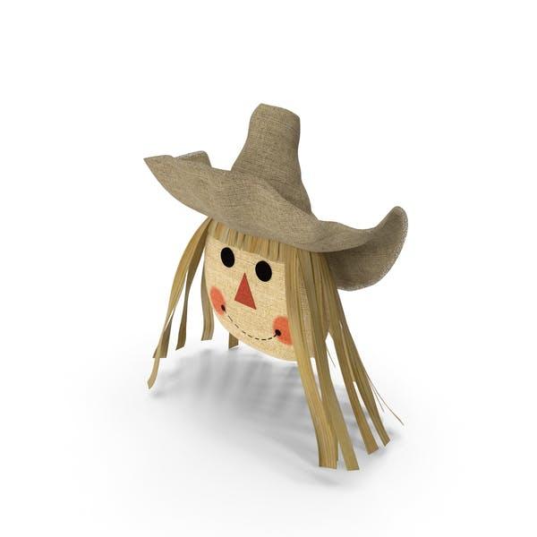 Thumbnail for Scarecrow Head