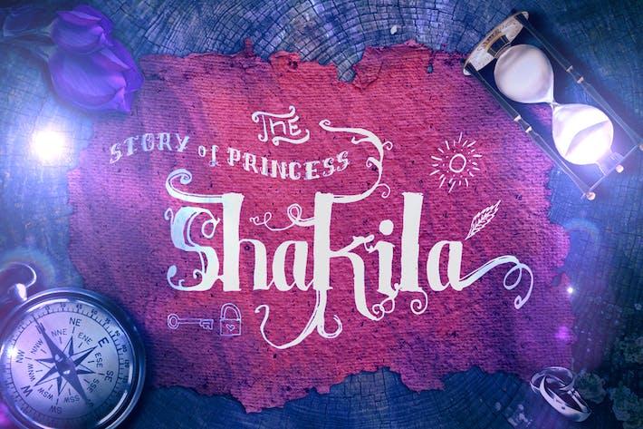Thumbnail for Shakila