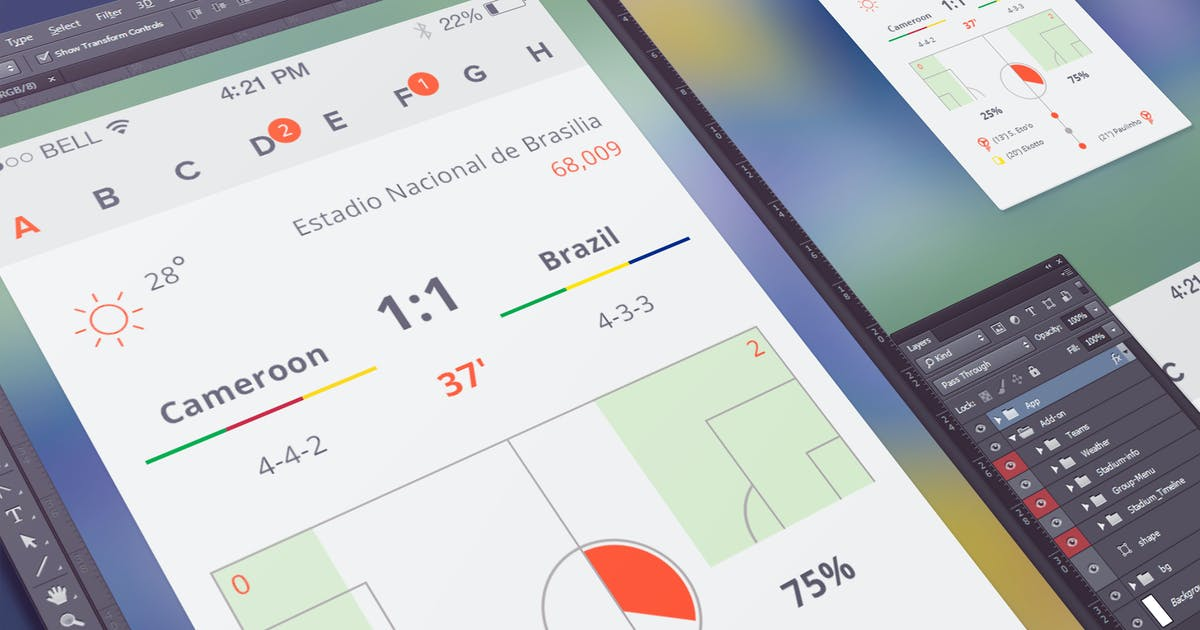 Download Soccer Apps by spovv