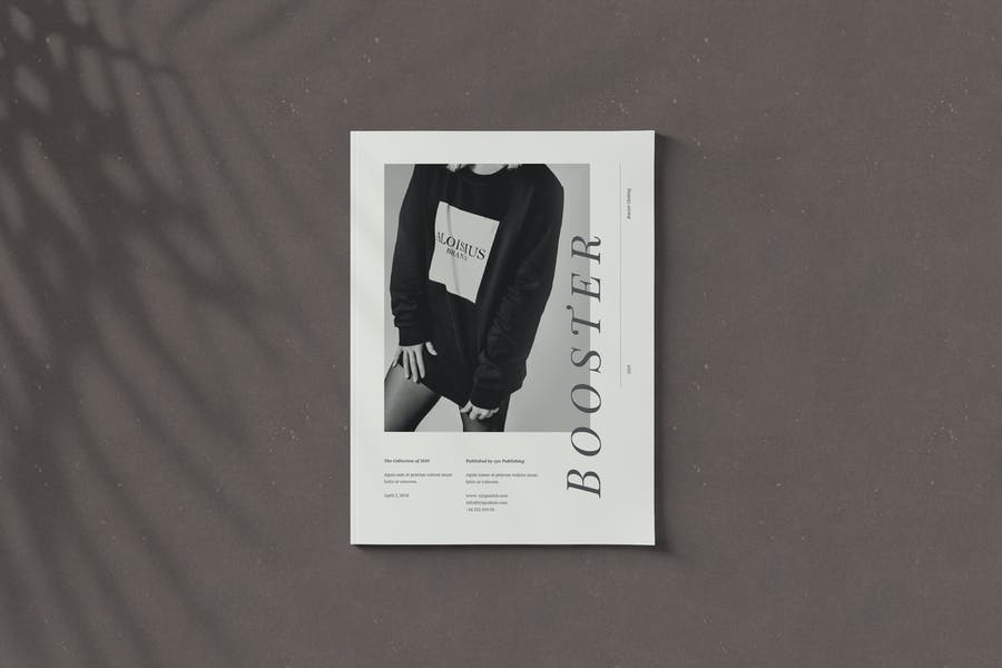 Cover and Spread Magazine Mockups