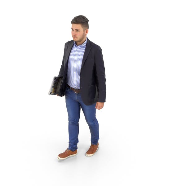 Cover Image for Man Walking Business