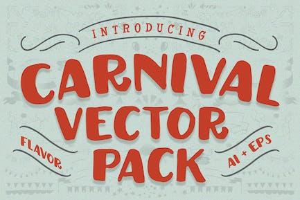 carnival vector pack