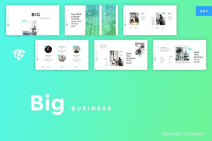 Thumbnail for Big Business - Keynote