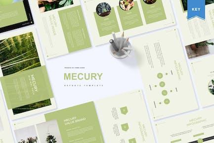Mercury   Plantilla de Keynote