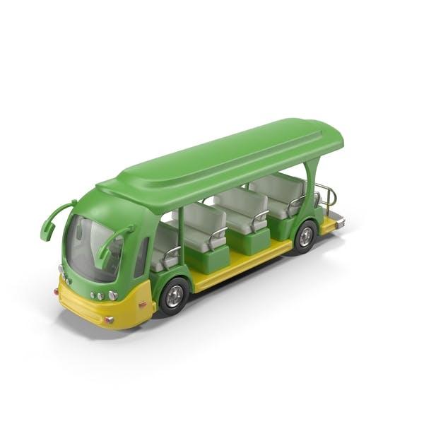 Thumbnail for Cartoon Tour Bus