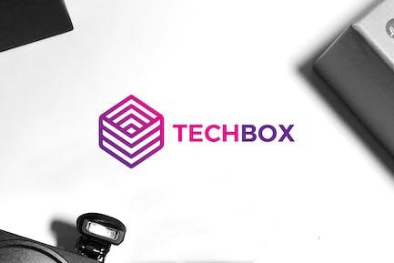 Логотип Techbox