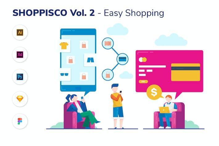 Thumbnail for SHOPPISCO VOL.2 - Easy Shopping