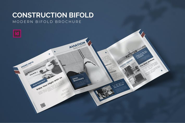 Thumbnail for Aviation Industry - Bifold Brochure