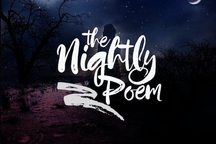 Thumbnail for Nightly Poem