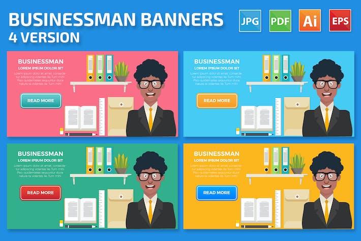 Thumbnail for Diseño de Banners Empresario
