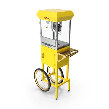 Carnival Popcorn Popper Cart Generic