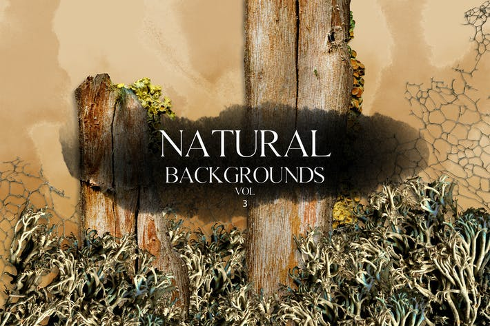 Natural Backgrounds Vol.3