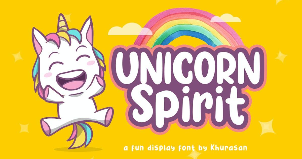 Download Unicorn Spirit by khurasan