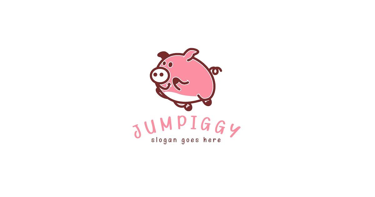 Download Piggy Logo Template by Slidehack