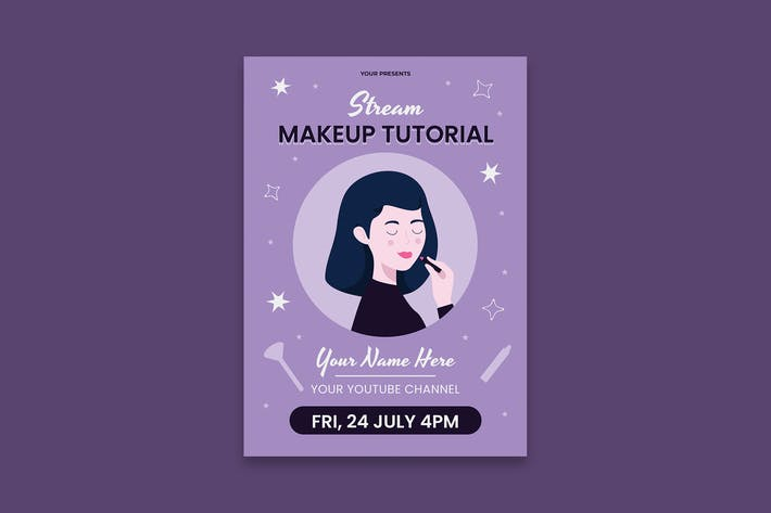 Thumbnail for Make Up Poster