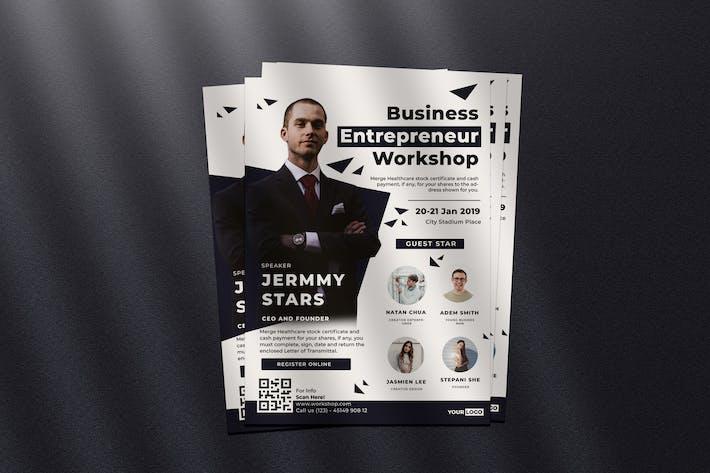 Thumbnail for Enterpeneur Business Flyer