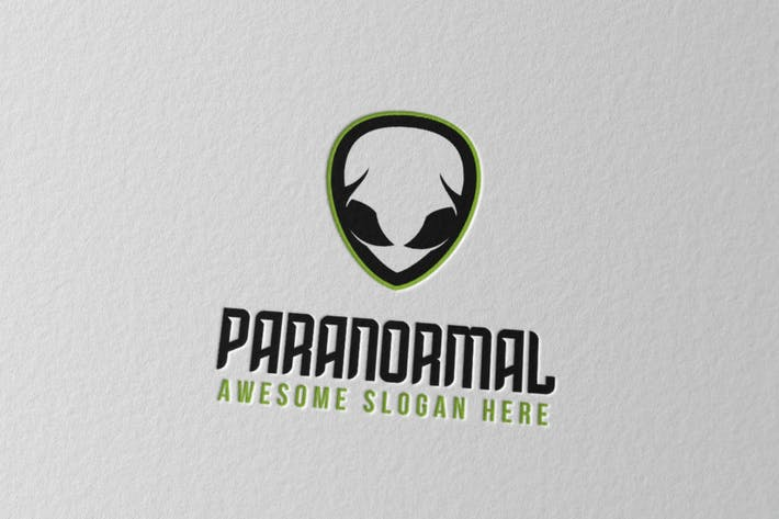Thumbnail for Logo Paranormal