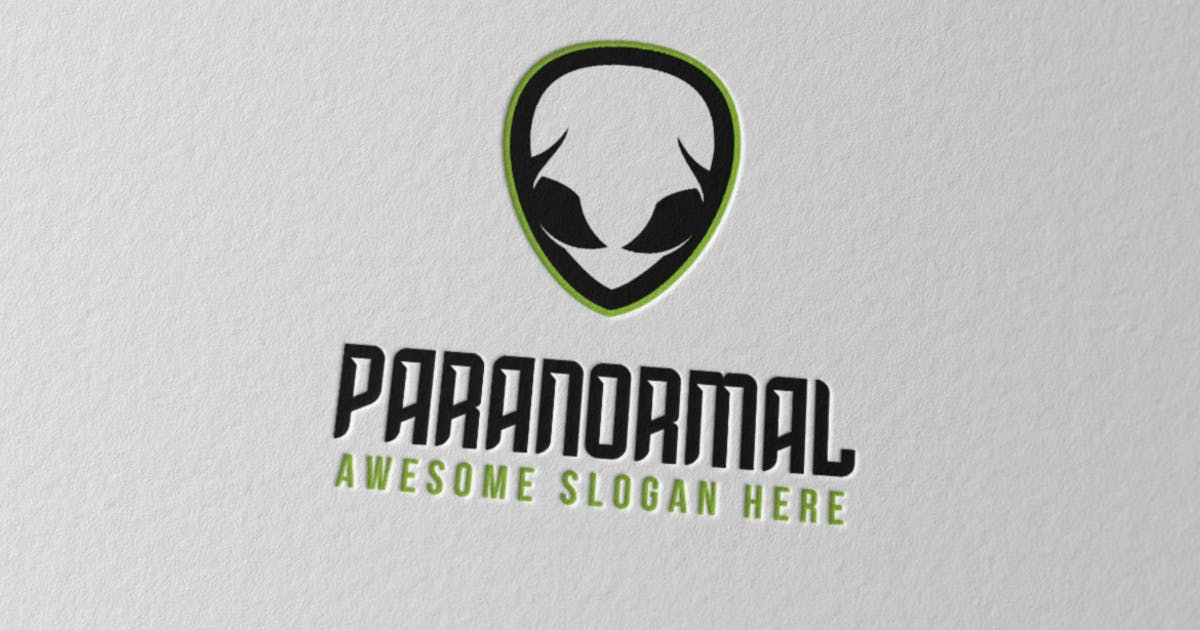 Paranormal Logo by Scredeck