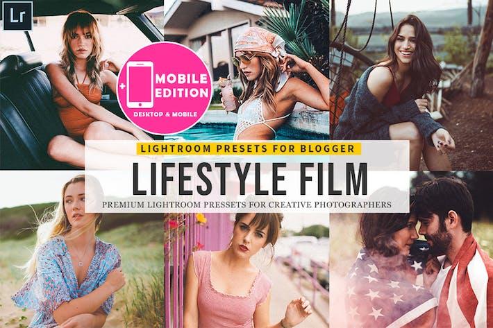Thumbnail for Lifestyle Film móvil Ajustes preestablecidos de Lightroom
