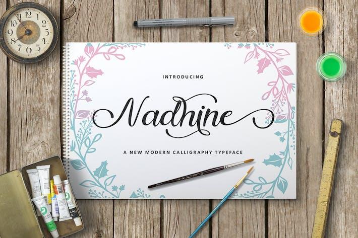 Thumbnail for Nadhine Script