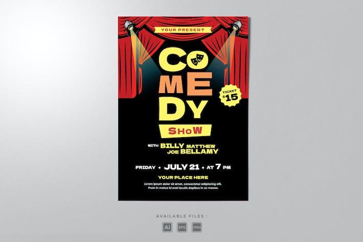 Comedy-Show-P