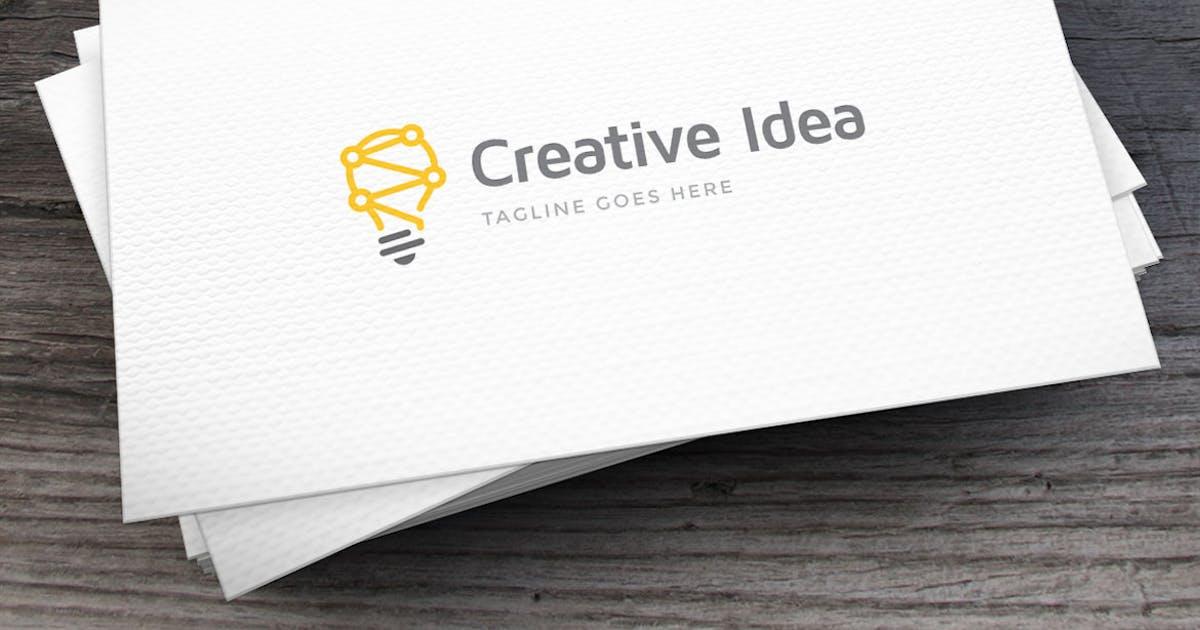 Creative Idea Logo Template by empativo