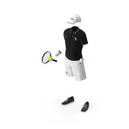 Набор одежды для тенниса