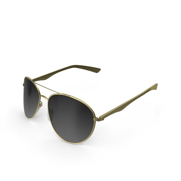 Sunglasses Golden