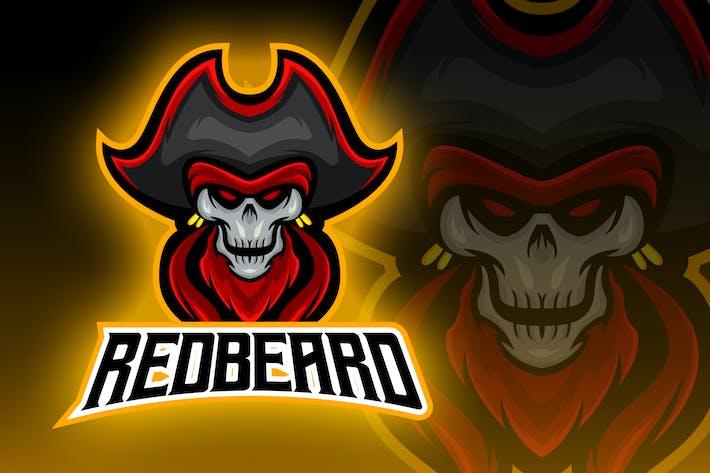 Thumbnail for Dead Pirate Esport Logo
