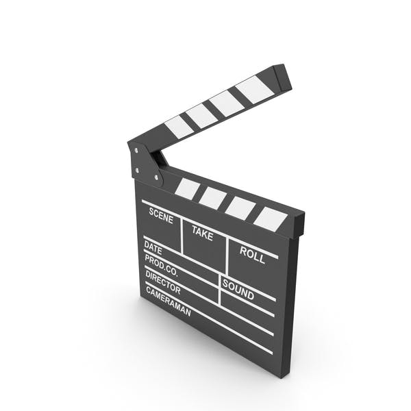 Director's Clapperboard