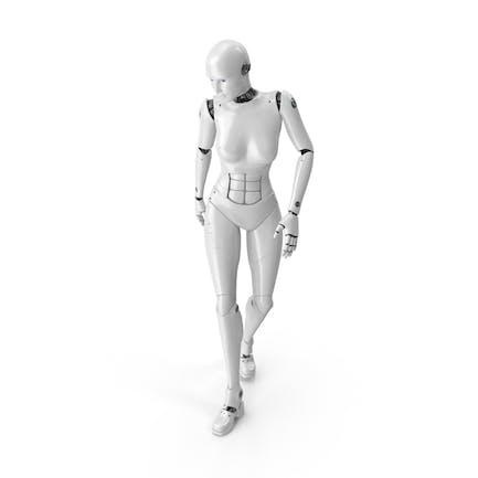 Cyborg Frau