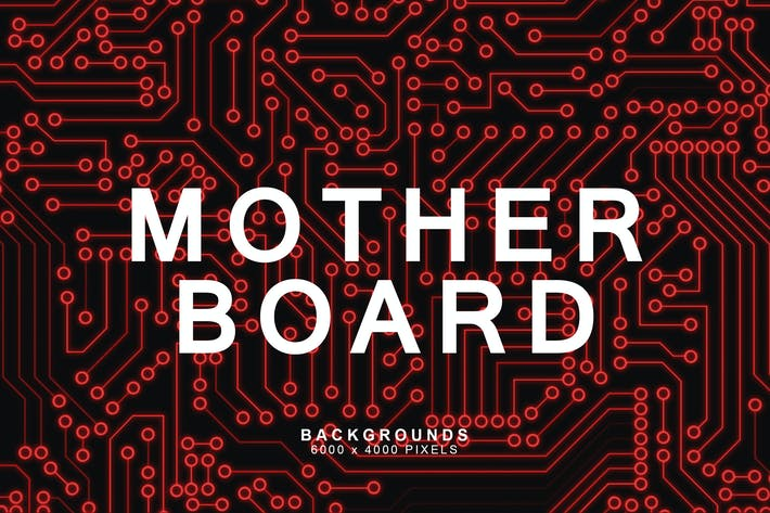 Thumbnail for Motherboard Tech Backgrounds 1