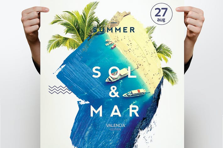 Thumbnail for Sol & Mar Flyer