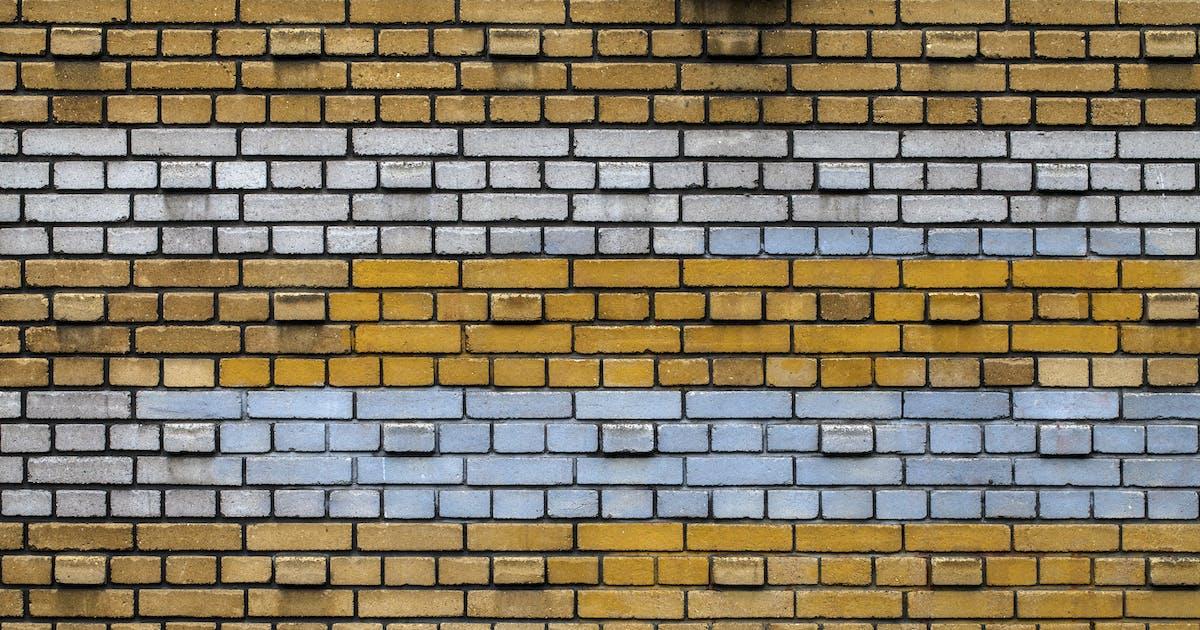Download 13 Brick Stone Wall Textrue Pack by okanakdeniz_new