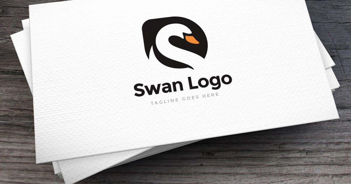 Swan Logo Template by empativo