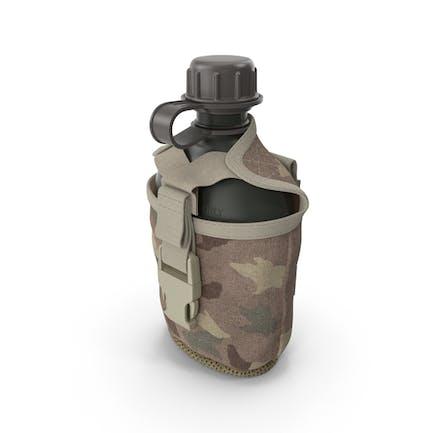 Военная бутылка воды столовая путешествия армии
