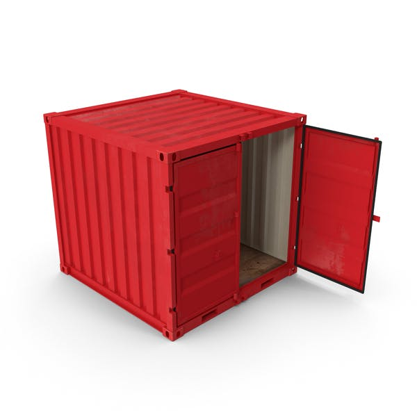 8 ft Shipping Container