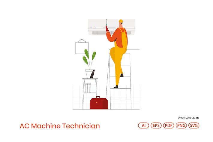 Thumbnail for AC Maschinentechniker