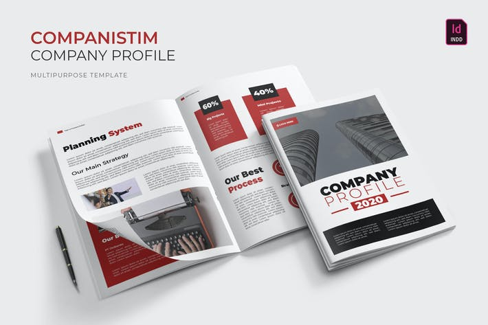 Thumbnail for Companistim | Company Profile
