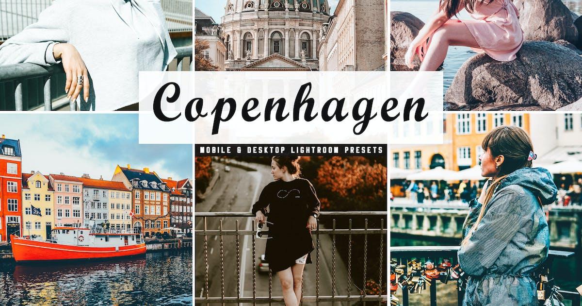 Download Copenhagen Mobile & Desktop Lightroom Presets by creativetacos
